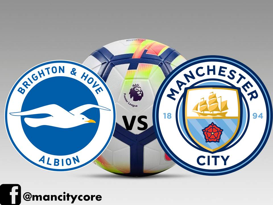 Brighton Man City
