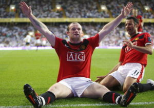 Rooney-celebrating-early-goal