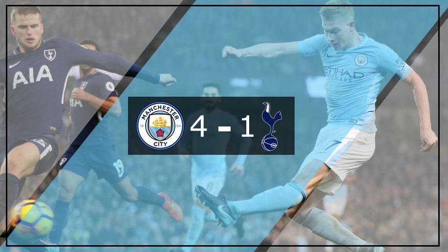 Manchester-City-4-1-Tottenham-Hotspurs-2017-18