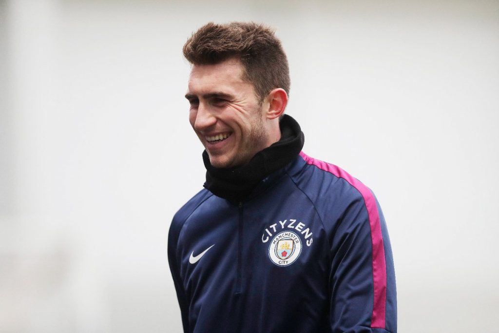 aymeric-laporte-manchester-city-first-training-session