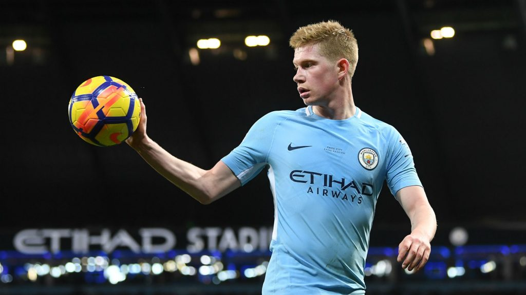Kevin De Bruyne: 'It Is Impossible To Compare Me With