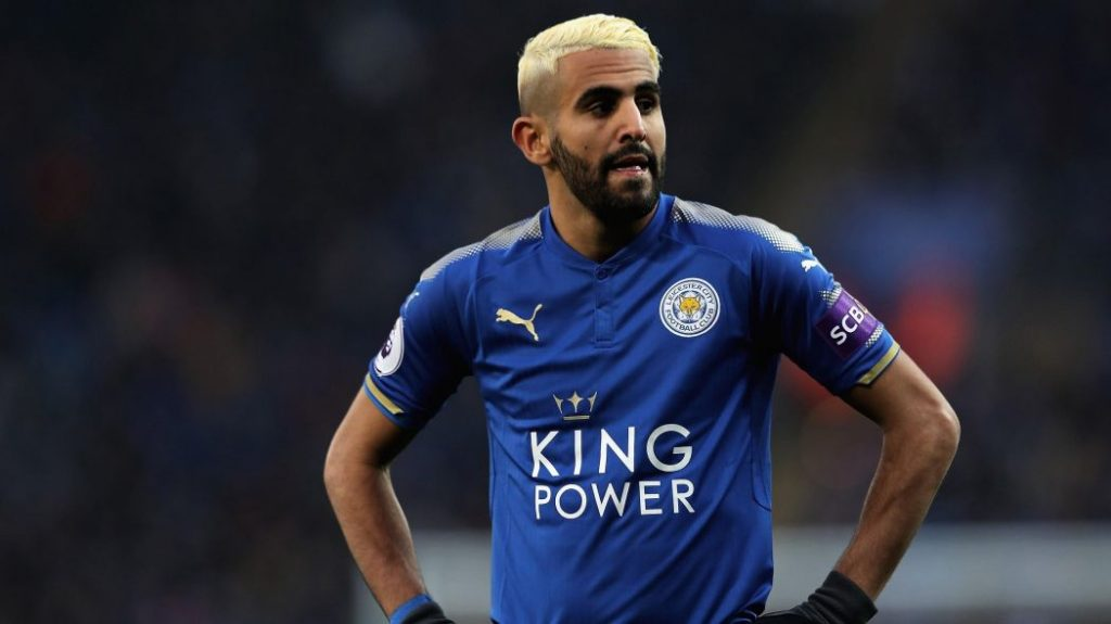 Riyad Mahrez: 'Joining Manchester City Is A Good Move For