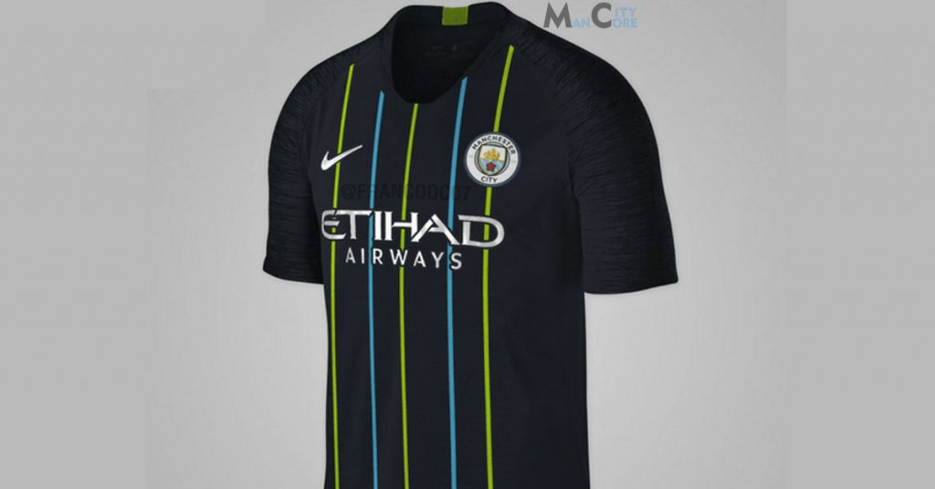 huge discount 30b9d 1139e Manchester City 2018/19 away kit leaks online | Man City Core