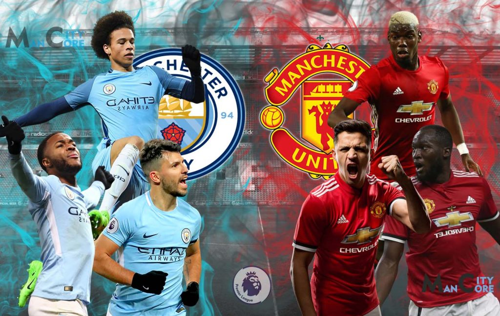 Image result for manchester derby 2018