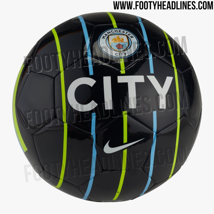 The Nike Manchester City 2018-19 away uniform is expected to be released  later than the home a4ad22b7c