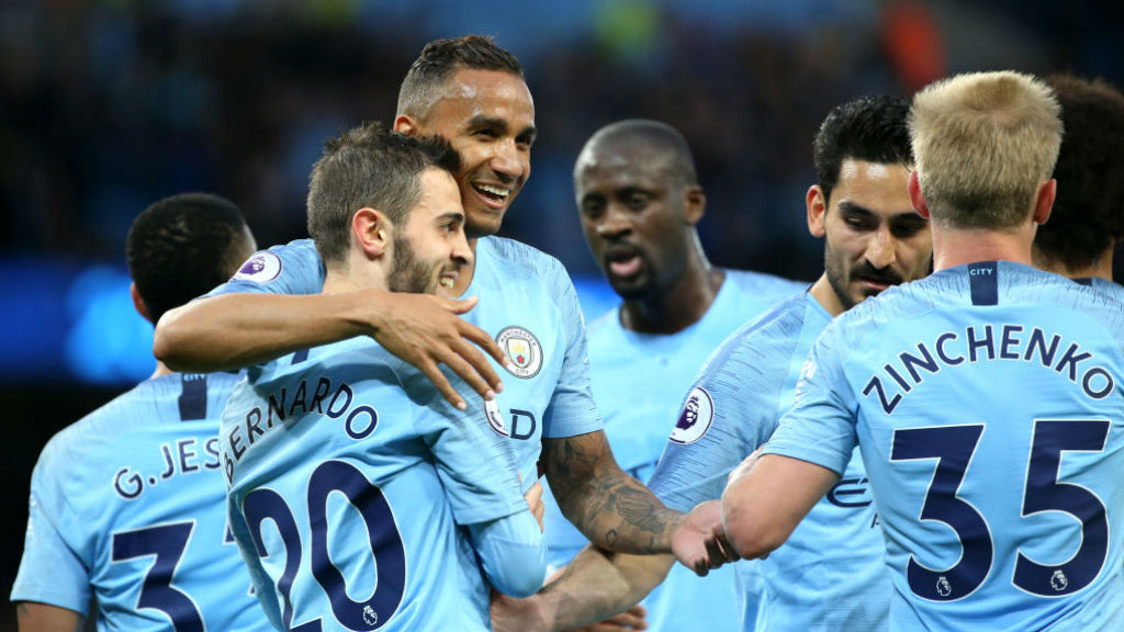 Man City Vs Brighton: Match Report