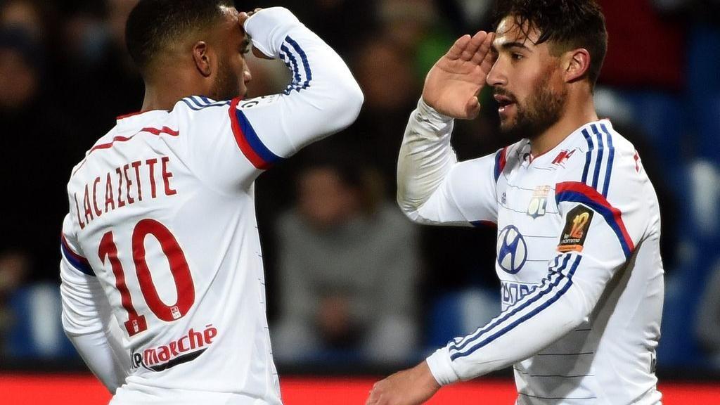 It S Essential To Stop De Bruyne Esque Nabil Fekir Man City Vs Lyon