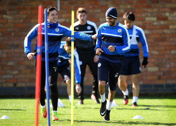 Ben-Chilwell-Leicester-City-Training