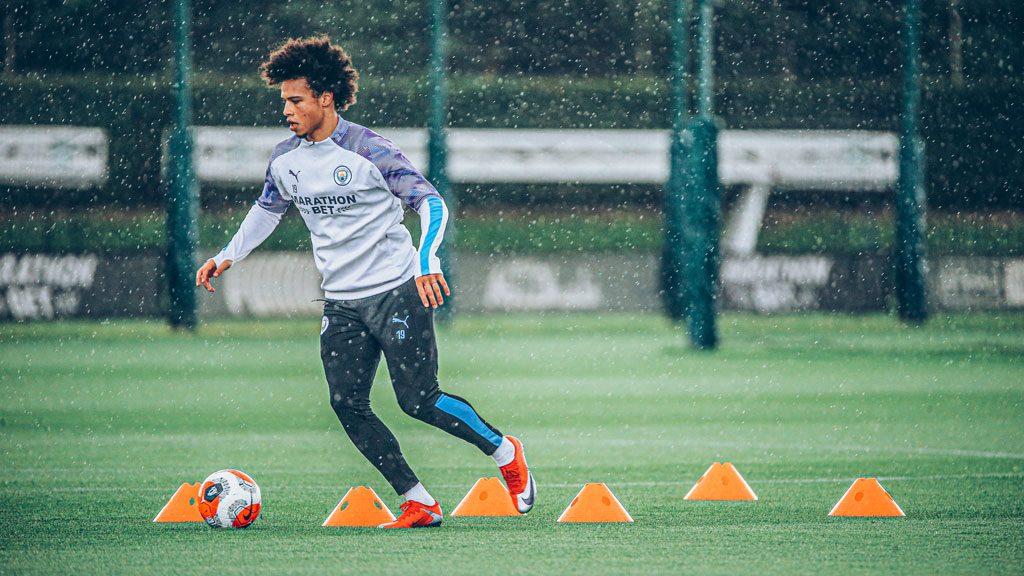 leroy-sane-manchester-city-return-training