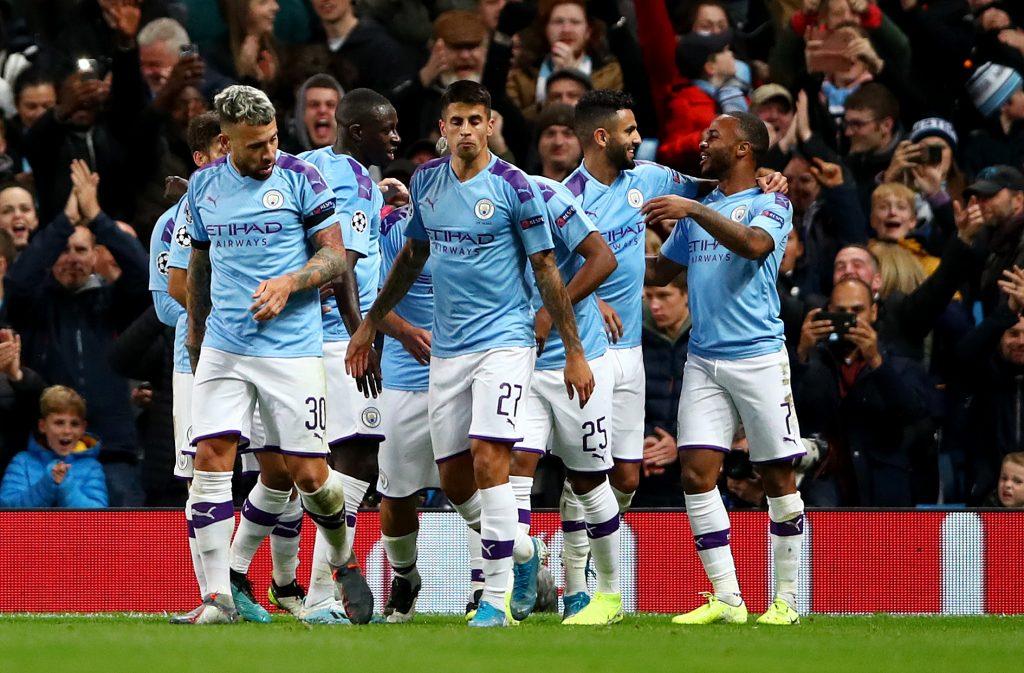Manchester City Vs