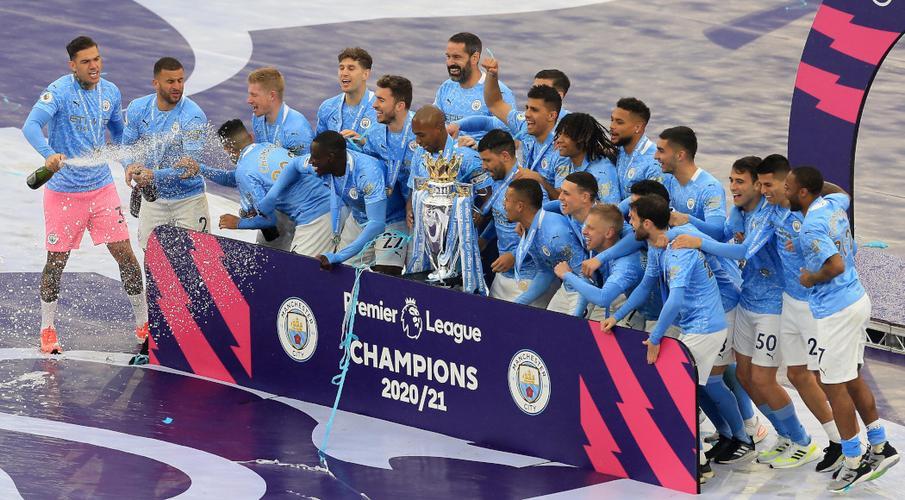 Manchester-City-2020-21-premier-league-trophy-celebration